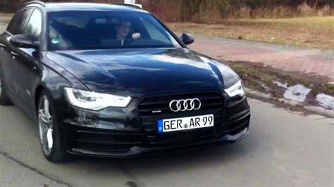 Audi A6 3 0 Tdi Sound by Audi A6 3 0 Tdi Quattro 313ps Exhaust Sound