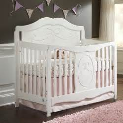 Storkcraft Princess 4 In 1 Fixed Side Convertible Crib White Storkcraft Princess Fixed Side Convertible Crib Reviews Wayfair