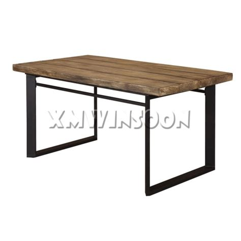 faux wood outdoor dining table faux wood outdoor rectangular dining table mgo top ab8010