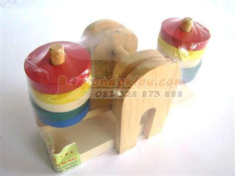 Papan Keseimbangan papan timbangan mainan anak untuk mengenalkan konsep