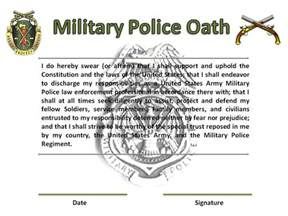 navy enlisted oath of office