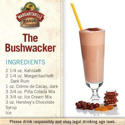 17 best ideas about bushwacker recipe on pinterest