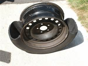 Car Tire Won T Accept Air Cutting Apart A Steel Belted Radial Car Tire