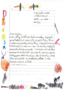 thank you letter ks1 sle thank you letter ks1 cover letter