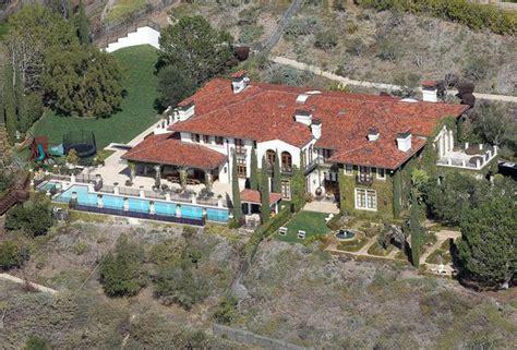 Wo Wohnt Heidi heidi klum villa in kalifornien ein traumhaftes luxushaus
