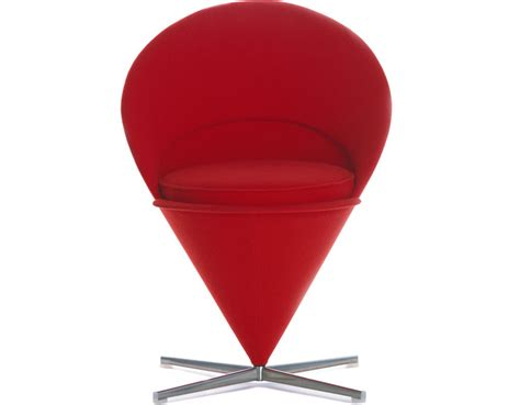 Mobile Home Patio Ideas Verner Panton Cone Chair Hivemodern Com