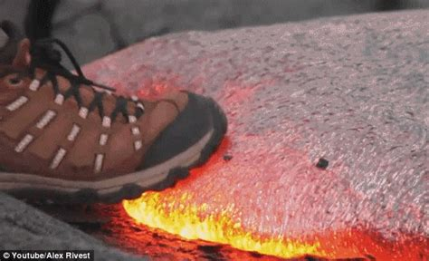 How Are Lava Ls Made by What Happens When You Walk On Lava Shows Tour Guide