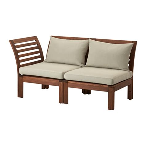 196 Pplar 214 H 197 Ll 214 Loveseat Outdoor Ikea