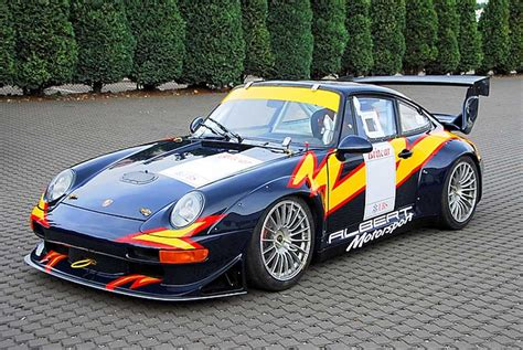 1996 Porsche 993 Rsr Ct Racing Ltd