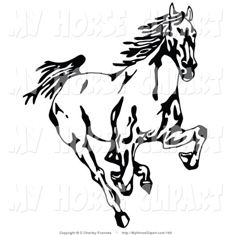 mustang horse silhouette running horse clipart clipart panda free clipart images