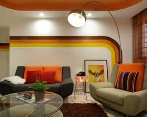 retro room ideas retro living room beautiful homes design