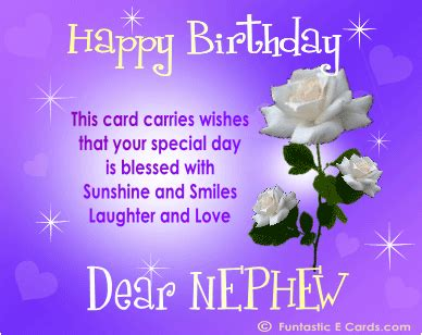Free Happy Birthday Nephew Cards Happy Birthday Wishes For Nephew Today Is Your Nephew S