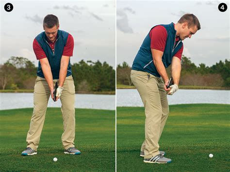 golf swing wrists flatten that backswing wrist golf tips magazine