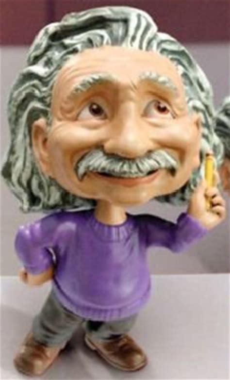 bobblehead einstein at the museum albert einstein png images frompo