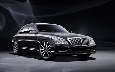 Car Maybach In 2014 On The Road Wallpapers And Images