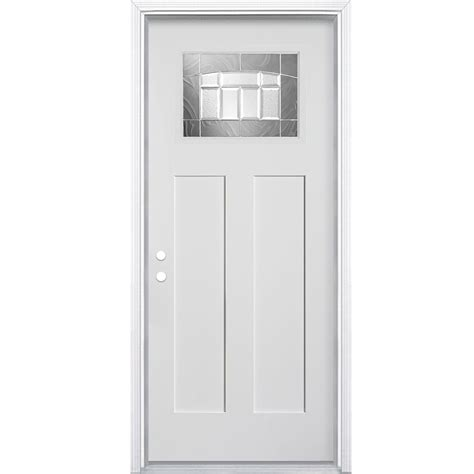 16 Inch Interior Door Masonite 36 Inch X 80 Inch Primed 2 Panel Plank Smooth Interior Door Slab The Home Depot Canada