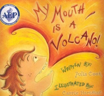 libro my mouth is a my mouth is a volcano self esteem shop