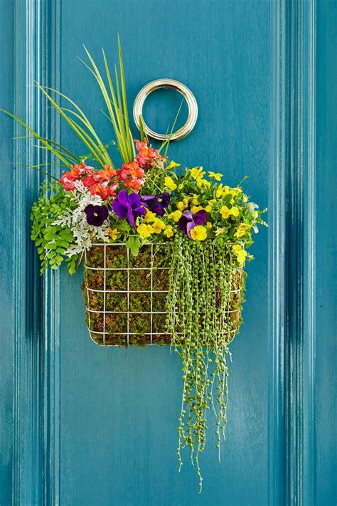 diy spring wreaths   brighten  door