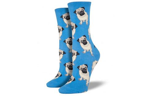 socks with pugs on them 18 pug licious presents for pug