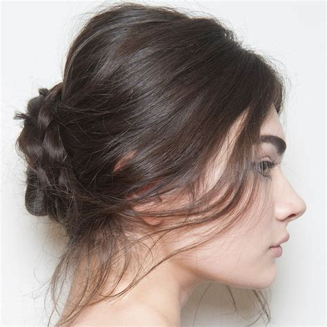 virtual hairstyles for fine hair 56 best hair styles for thin hair images on pinterest
