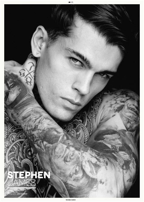 stephen james elite barcelona the ones 2 watch