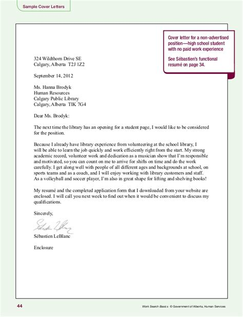 Alberta Search Cover Letter Government Of Alberta 28 Images Letter Of Application Letter Of