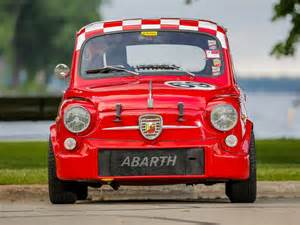 Abarth 1000 Tc Fiat Abarth 1000 Tc 63 Cars One