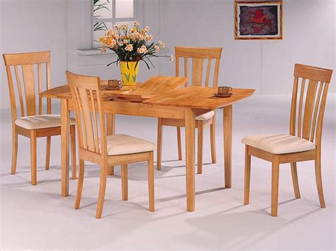 natural wood dining room sets round dining room table sets the pedestal round dining