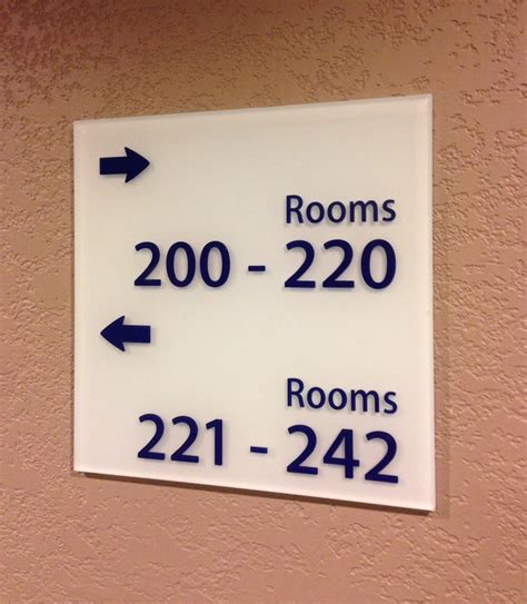 Hotel Interior Signage by Interior Signs Office Wall Signs Lobby Logos