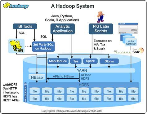 what is hadoop ibm big data analytics hub