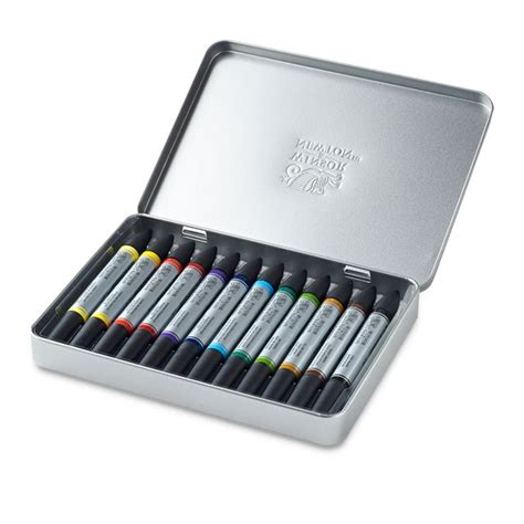 water color markers watercolor markers set of 12 by winsor newton cheap