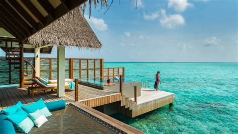 water bungalow in maldives luxury water villas in the maldives overwater