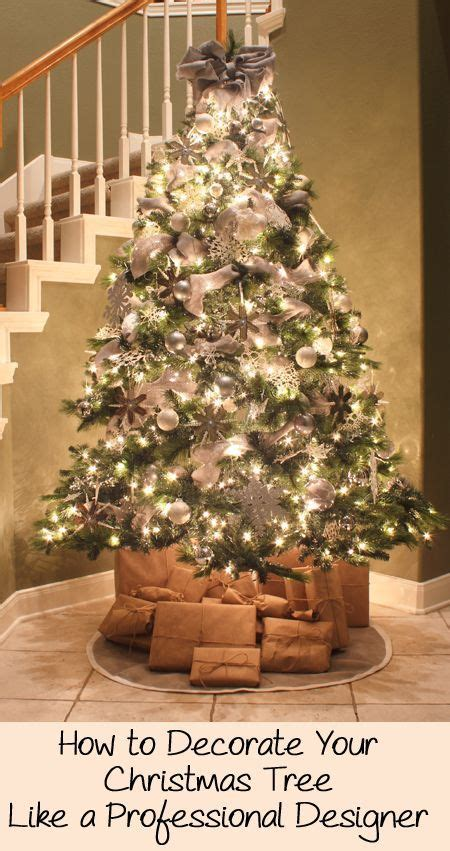 how to decorate a christmas tree how to decorate your christmas tree like a professional