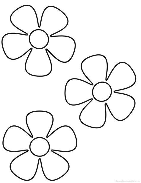 coloring pictures of large flowers impressive coloring pictures flowers 74 9595