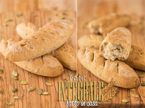 ricetta pane integrale fatto in casa la ricetta pane integrale fatto in casa