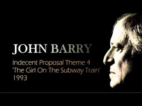 themes the girl on the train john barry indecent proposal theme 4 the girl on the