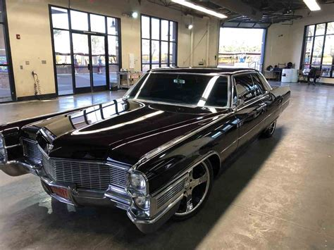 1965 Cadillac Coupe Deville For Sale Classiccars Com
