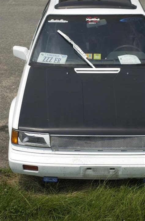 nissan stanza lowered tomglenn 1987 nissan stanza specs photos modification