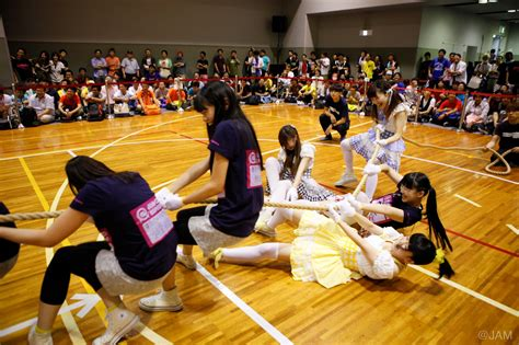 japanese sports video jam expo sports festival a one day throwback to