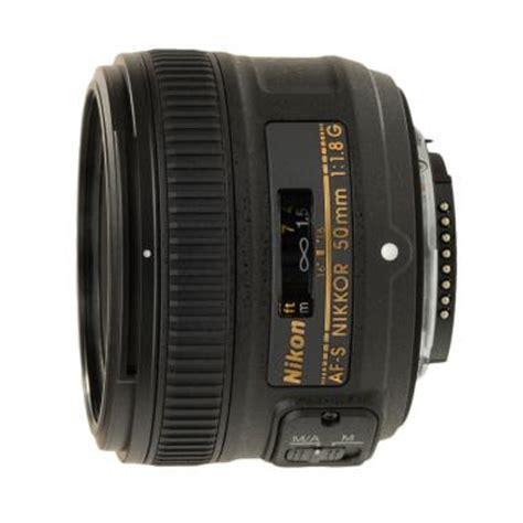 Nikon Af S 50mm F1 8g Lensa Kamera jual lensa kamera harga murah terbaru september 2018