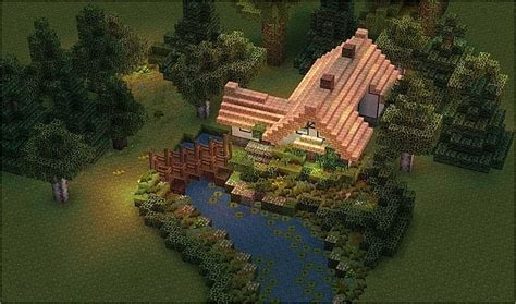 Cottage Minecraft by Cottage Minecraft Project Minecraft