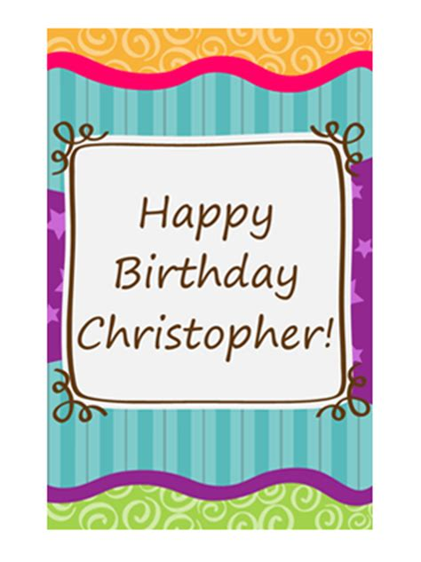half fold birthday card template birthday card and stripes half fold