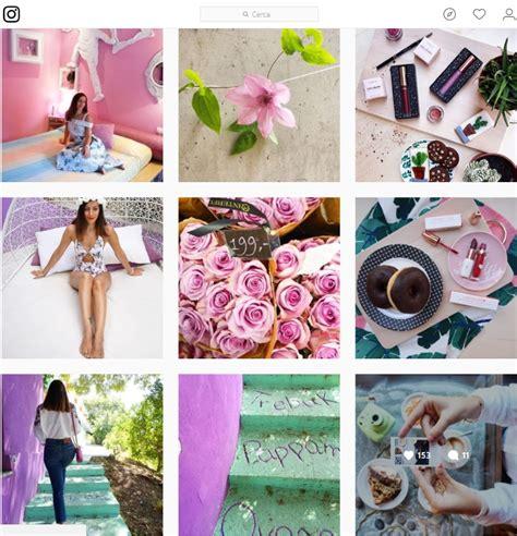 tutorial tema instagram tema instagram palette colori gallery come fare per