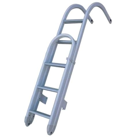 collapsible ladder rack nova roof rack folding ladder leisure outlet
