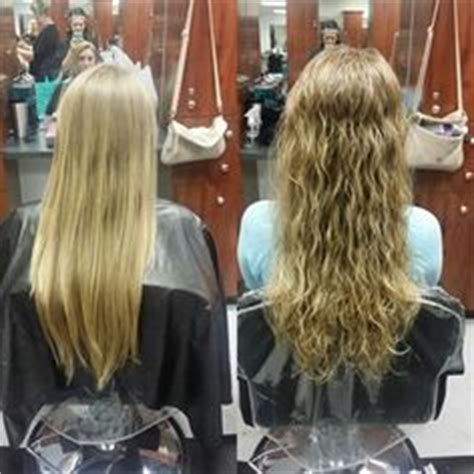before and after photos of permant waves with frizzy hair 1000 images about body wave perm styles on pinterest