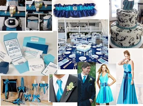 Blue and Aqua inspiration boards   Hayley's Wedding Tips 101