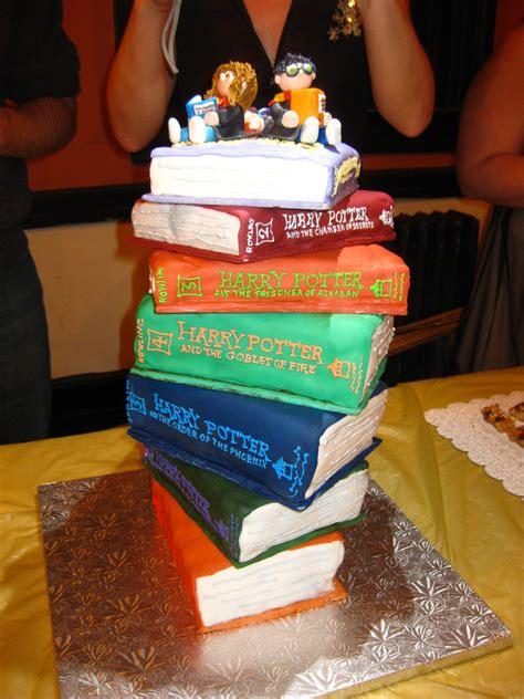tutorial jedi pdz 7 harry potter books cake 4 by wotchertonks7 on deviantart