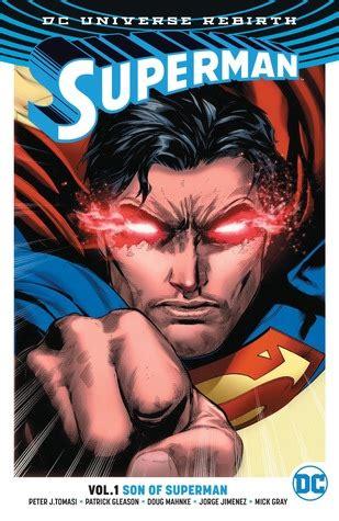Superman Vol 3 Multiplicity Rebirth Tp Tomasi Comic Komik Dc Book superman volume 1 of superman by j tomasi reviews discussion bookclubs lists