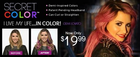 Secret Extensions Hair Colors Secret Extensions Secret Color Hair Extensions