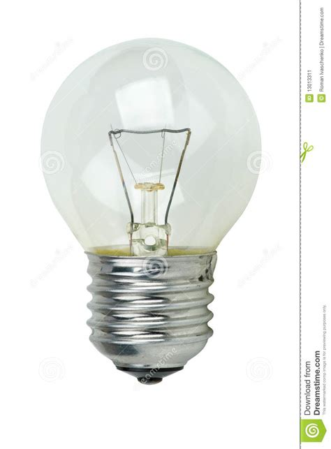 small tungsten light bulb stock image image 13013311